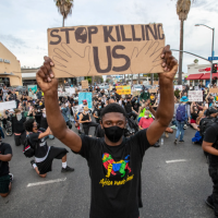 LA Pride Announces Black Lives Matter Solidarity Protest March
