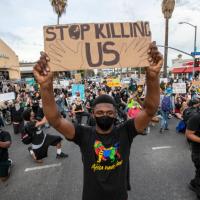 LA Pride Announces Black Lives Matter Solidarity Protest March